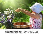 playing with water ii | Shutterstock . vector #24343960
