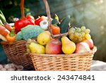 Organic Fruits And Vegetables ...