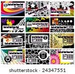 business cards | Shutterstock .eps vector #24347551