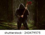 ax killer | Shutterstock . vector #243479575