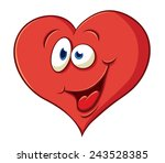 illustration with simple... | Shutterstock .eps vector #243528385