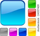 web shiny buttons. vector... | Shutterstock .eps vector #24357409