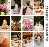 Twelve Small Wedding Themed...