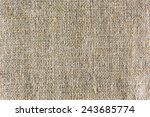 a background texture of burlap... | Shutterstock . vector #243685774