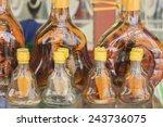 Bottles Of Snake Or Scorpion...