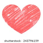 drawn in pencil  pastel grunge... | Shutterstock . vector #243796159
