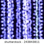 abstract background with bokeh... | Shutterstock . vector #243843811