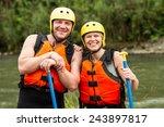 Rafting Whitewater White Water...