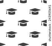 education symbol  seamless... | Shutterstock . vector #243905641