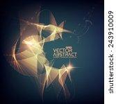 Abstract Vector Mesh Backgroun...