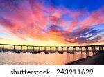 Coronado Bridge Sunrise  San...