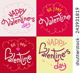 Valentines Day Hand Lettering...