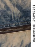 jean textile background with... | Shutterstock . vector #243953191
