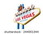 Welcome To Las Vegas Neon Light ...
