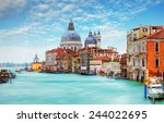 Venice   Grand Canal And...