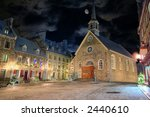 Christmas Night At Place Royale ...