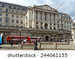 Постер, плакат: Bank of England The