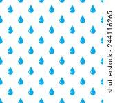 vintage background pattern of... | Shutterstock .eps vector #244116265