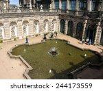 dresden  germany   june  20th ... | Shutterstock . vector #244173559