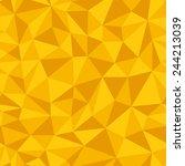 geometric seamless pattern ... | Shutterstock .eps vector #244213039