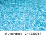Water Swimming Pool Texture And ...