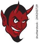 Sun Devil Head