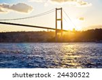 The Bosphorus Bridge Which...