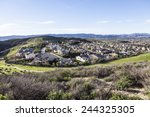 Suburban Simi Valley West Of...