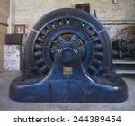 Electric Generator In The...