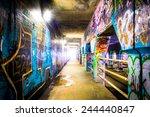 Atlanta   June 22  Graffiti...