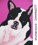 Cute French Bulldog  Dog Pop...
