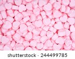 Pink Marshmallow For Valentine...