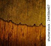 brown paper texture  light... | Shutterstock . vector #244586407