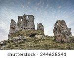 Ardvreck Castle On Loch Assynt...