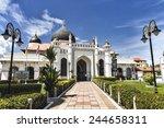 Kapitan Keling Mosque in Penang Malaysia