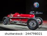 Постер, плакат: 1932 Alfa Romeo Tipo