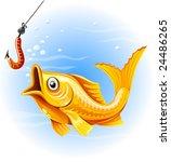 Fishing The Gold Fish Hunting...