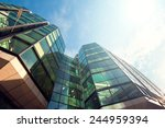 office building close up | Shutterstock . vector #244959394