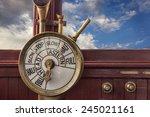 Engine Controls  Telegraph  On...