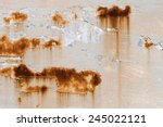 Corroded Wall