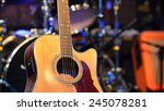 guitar and other musical...   Shutterstock . vector #245078281