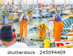 pisco  peru  may 21  2014 ...   Shutterstock . vector #245094409