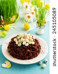 Traditional Easter Cake Of...