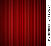 striped red background | Shutterstock . vector #245114887