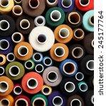 threads | Shutterstock . vector #245177764
