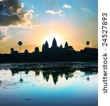 angkor city   Shutterstock . vector #24527893