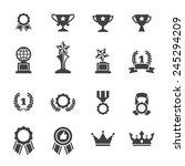 award icon   Shutterstock .eps vector #245294209