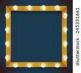 vector realistic 3d volumetric... | Shutterstock .eps vector #245331661
