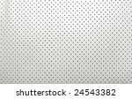 white  beige perforated texture ... | Shutterstock . vector #24543382