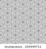 seamless pattern of... | Shutterstock .eps vector #245449711